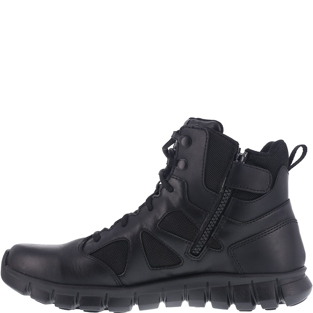Reebok Men's Sublite Cushion Tactical Shoes - Black