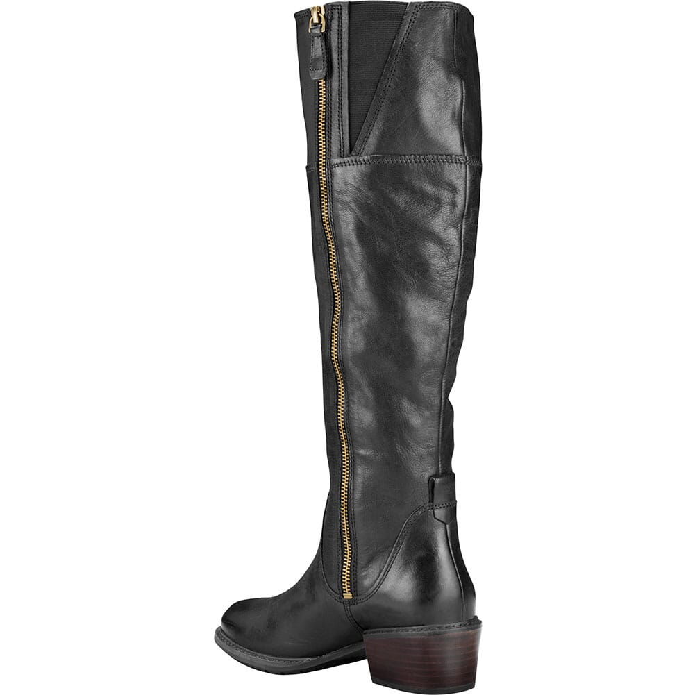 Timberland Women's Sutherlin Bay Slouch Tall Boots - Jet Black
