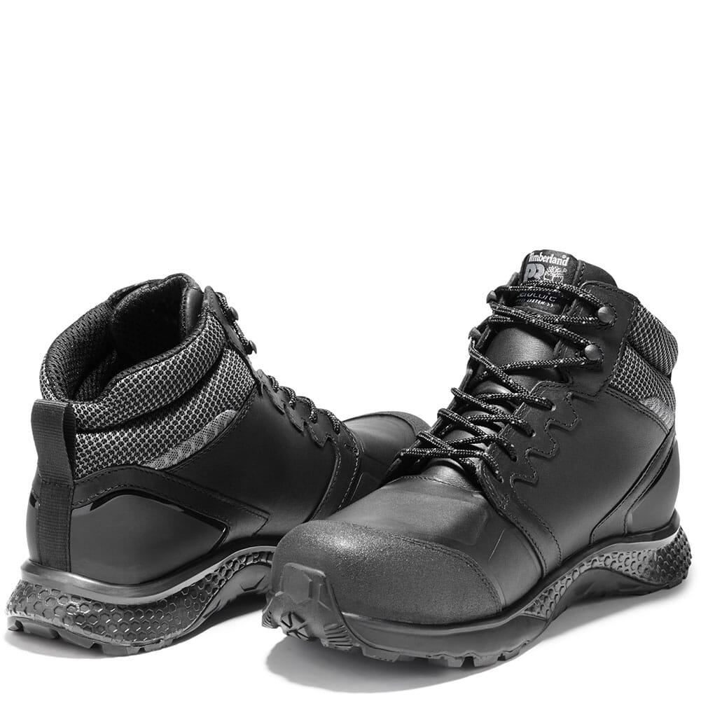 Timberland PRO Men's Reaxion Safety Boots - Black