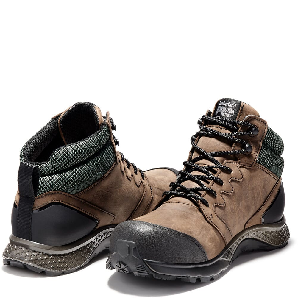Timberland PRO Men's Reaxion Safety Boots - Brown