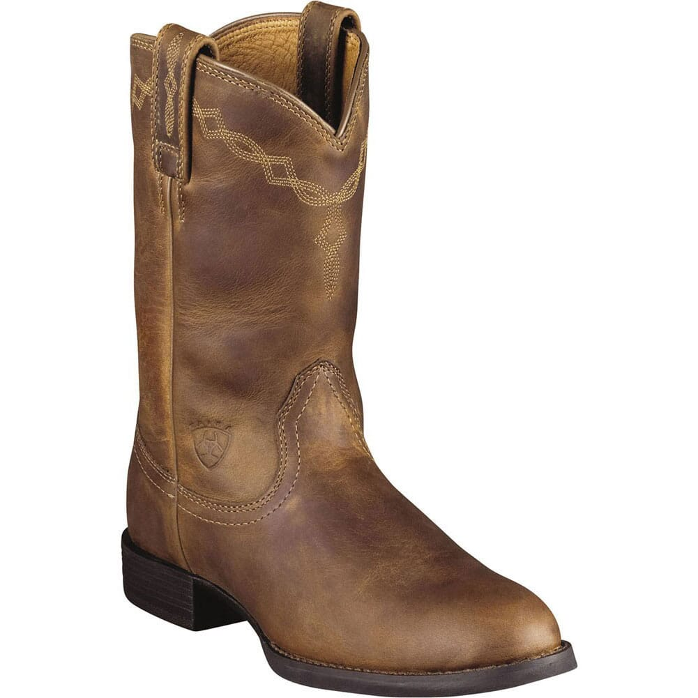 Image for Ariat Women's Heritage Western Ropers - Brown from bootbay