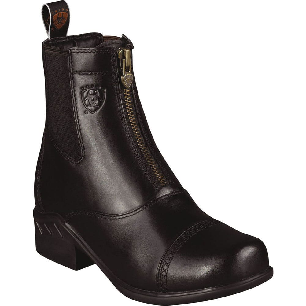 Image for Ariat Women's Heritage Paddock Equestrian Boots - Black from elliottsboots
