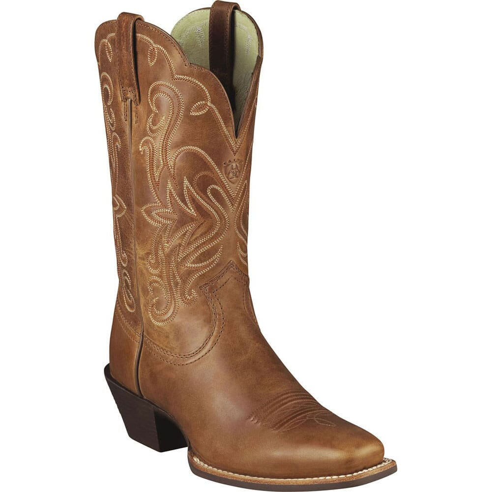 Image for Ariat Women's Legend Western Boots - Russet Rebel from bootbay