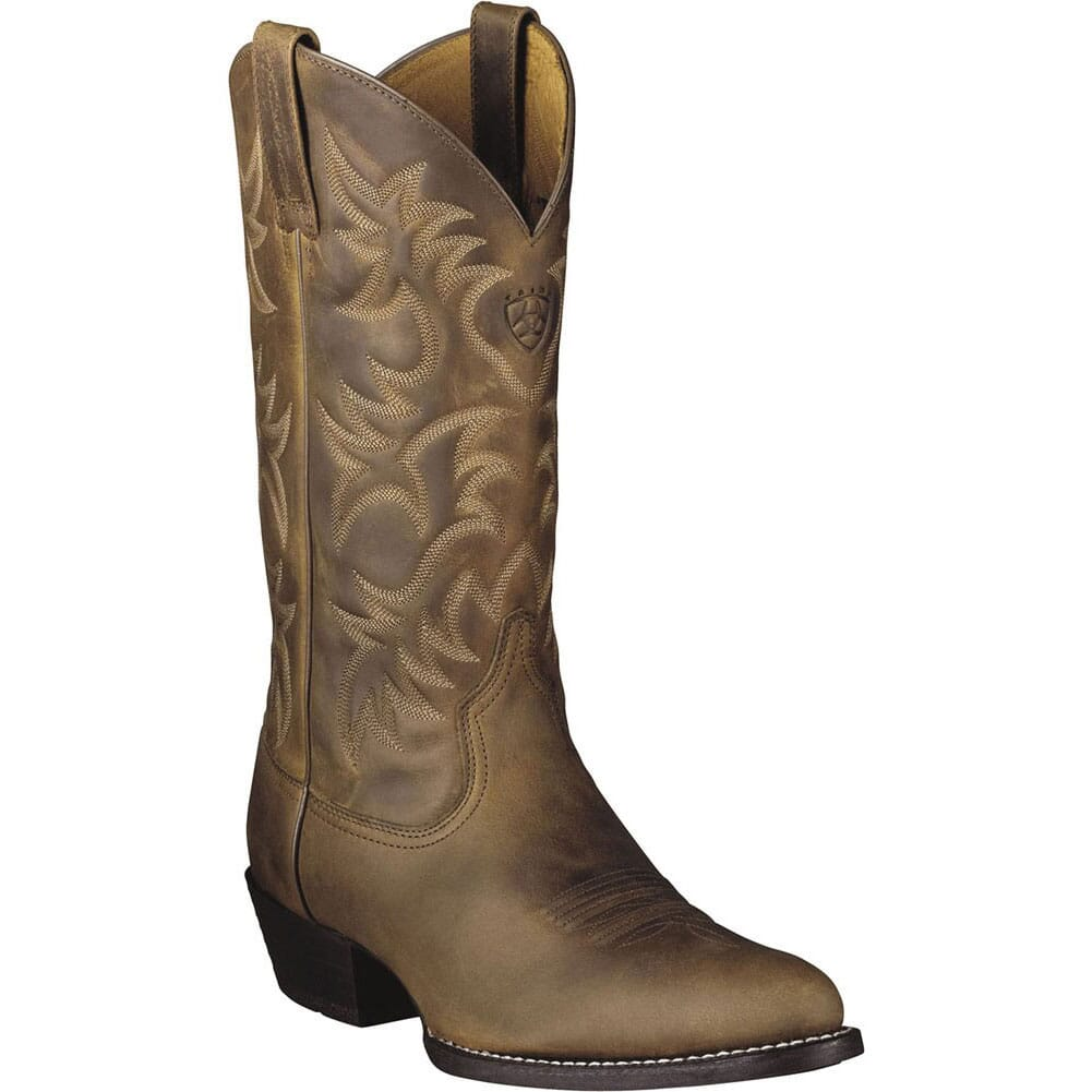 Image for Ariat Men's Heritage Western Boots - Brown from bootbay
