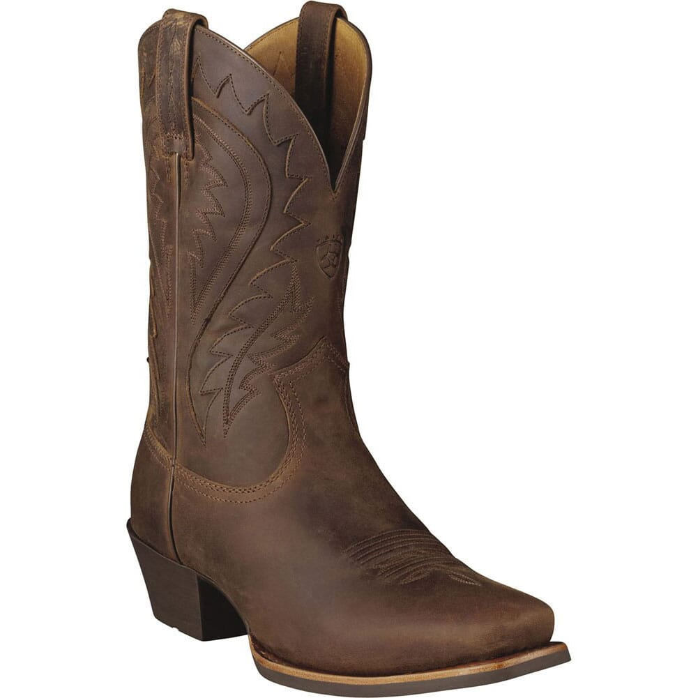 Image for Ariat Men's Legend Western Boots - Brown from bootbay