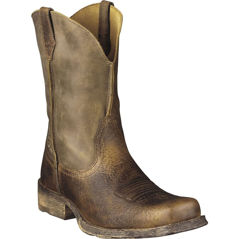 Image for Ariat Men's Rambler Work Boots - Earth from bootbay