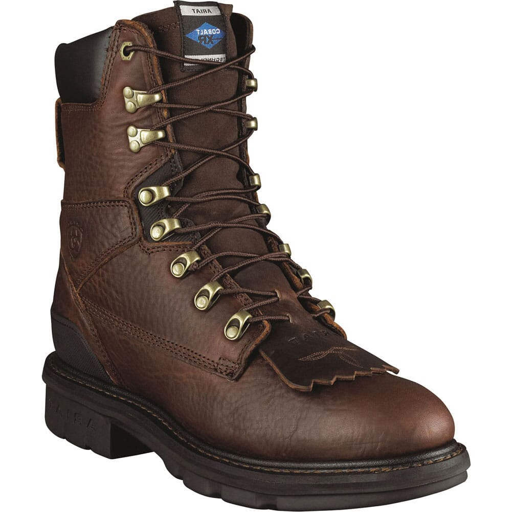 Image for Ariat Men's Hermosa XR Work Boots - Redwood from bootbay