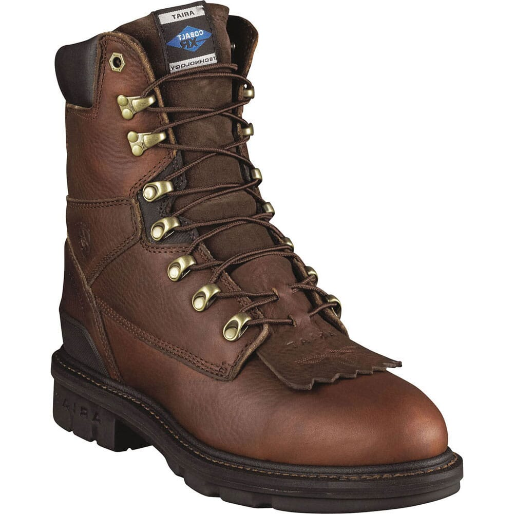 Image for Ariat Men's Hermosa XR Safety Boots - Redwood from bootbay