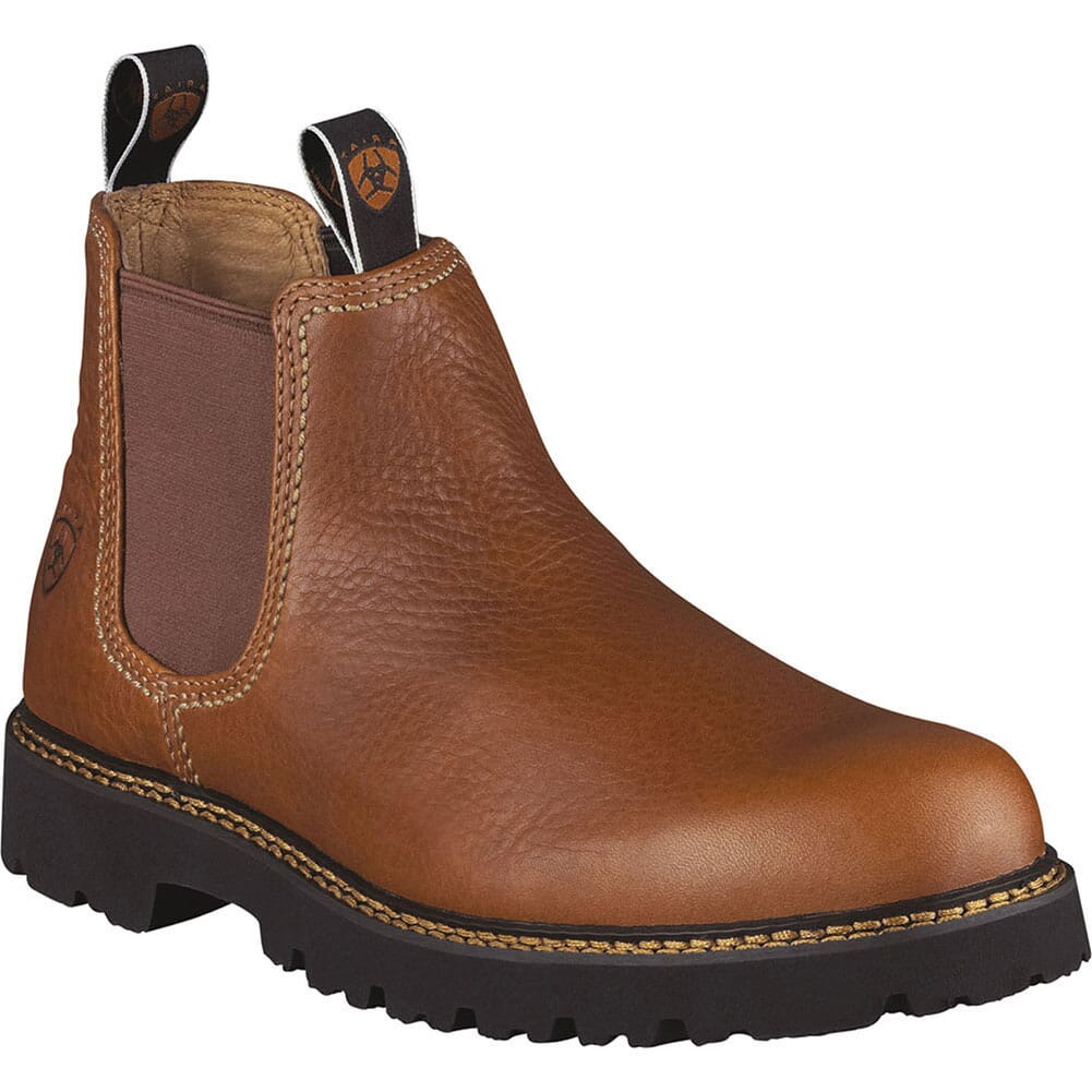 Image for Ariat Men's Spot Hog Casual Boots - Peanut from bootbay