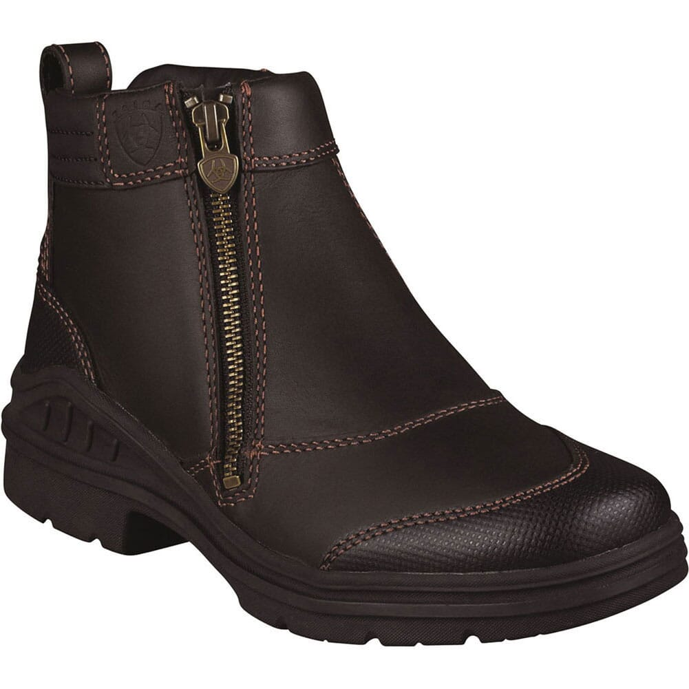Image for Ariat Women's Barnyard Casual Boots - Brown from elliottsboots