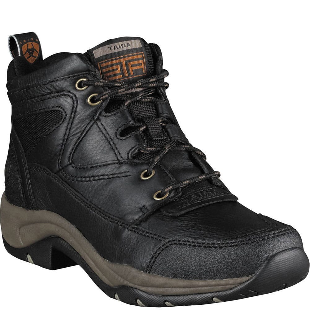 Image for Ariat Women's Terrain Hiking Boots - Black from bootbay