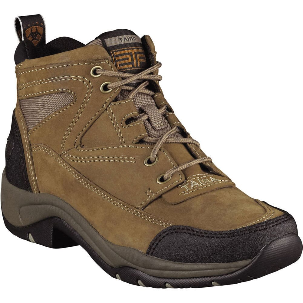 Image for Ariat Women's Terrain Hiking Boots - Taupe from elliottsboots