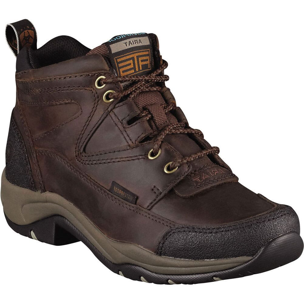 Image for Ariat Women's Terrain H2O Hiking Boots - Copper from elliottsboots