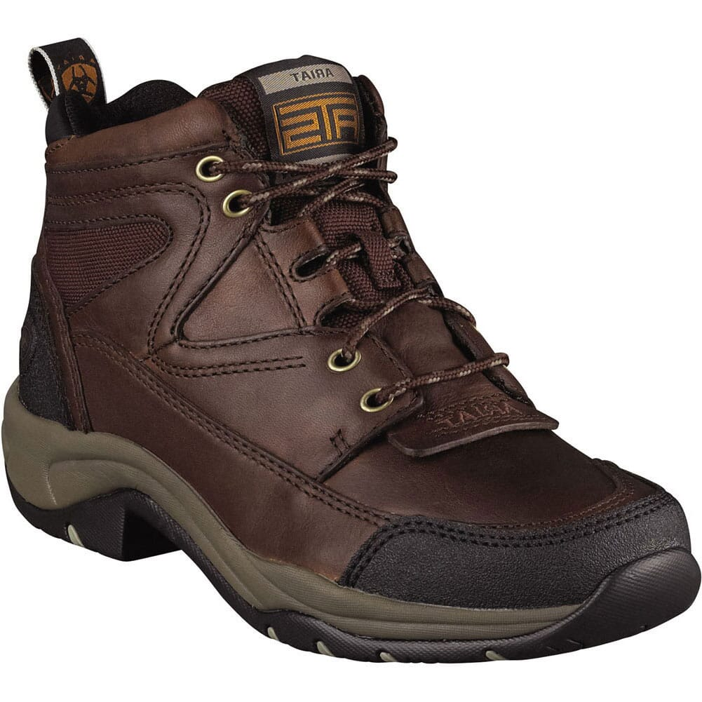 Image for Ariat Women's Terrain Equestrian Shoes - Cordovan from elliottsboots