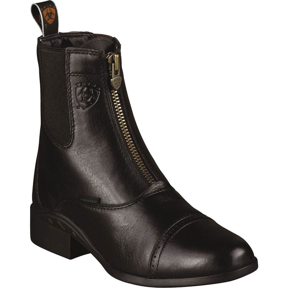 Image for Ariat Women's Heritage Breeze Paddock Boots - Black from elliottsboots