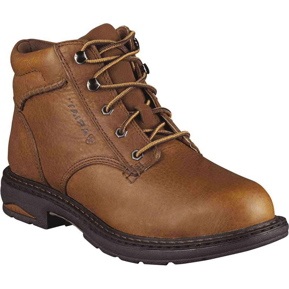Image for Ariat Women's Macey Work Boots - Peanut from elliottsboots