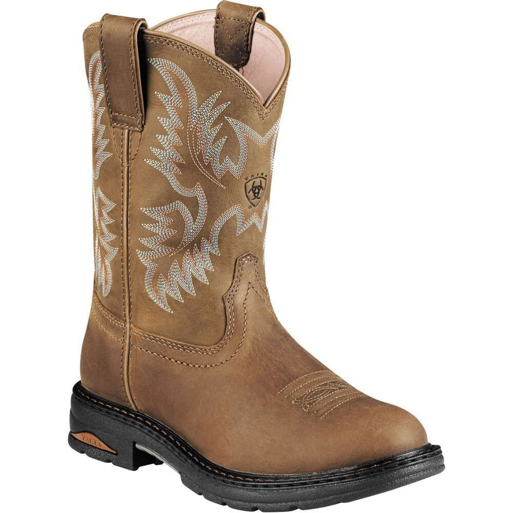 Image for Ariat Women's Tracey Safety Boots - Brown from bootbay