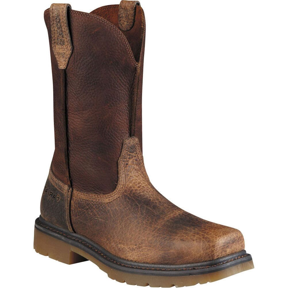 Image for Ariat Men's Rambler ST Safety Boots - Earth/Brown from bootbay