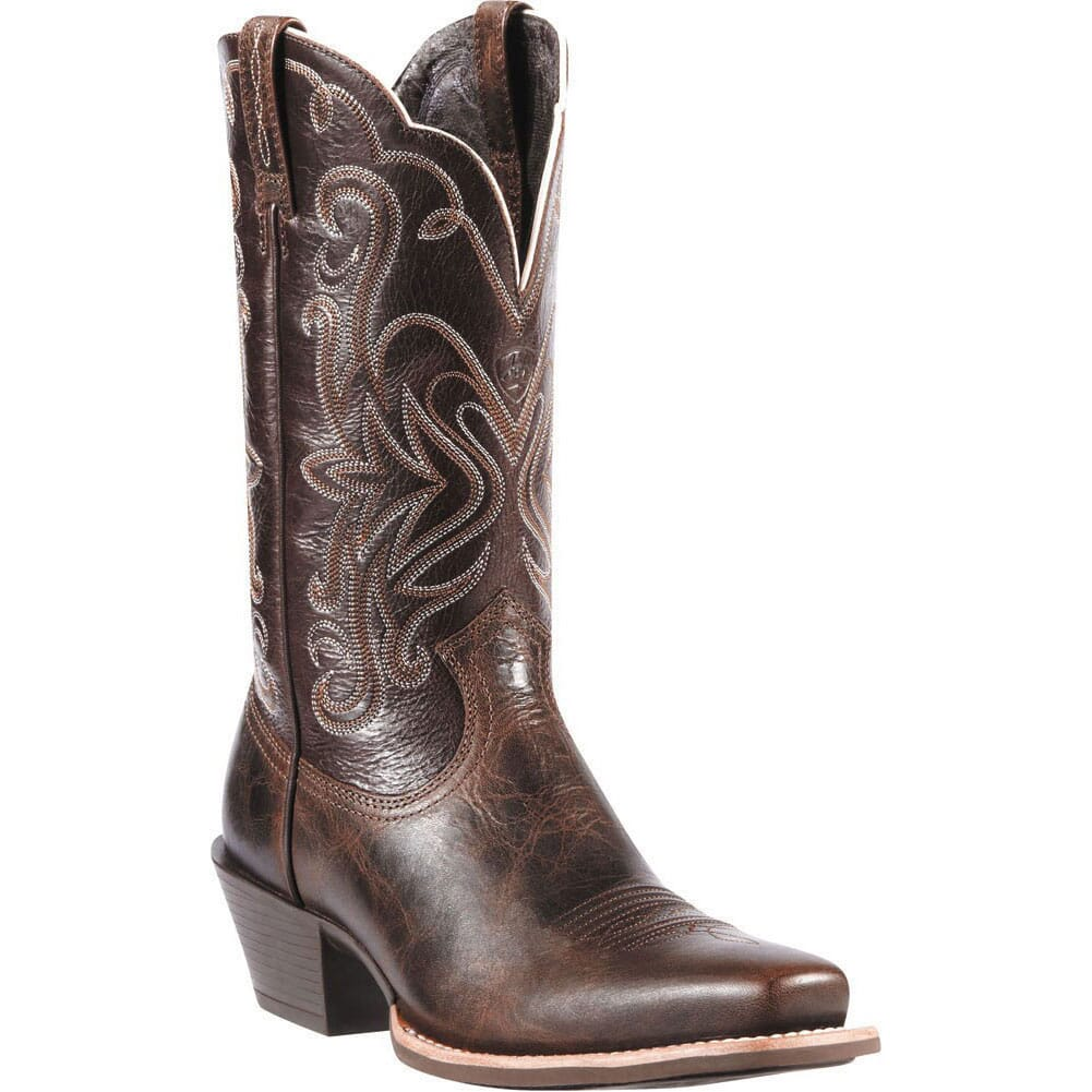 Image for Ariat Women's Legend Western Boots - Chocolate Chip from bootbay