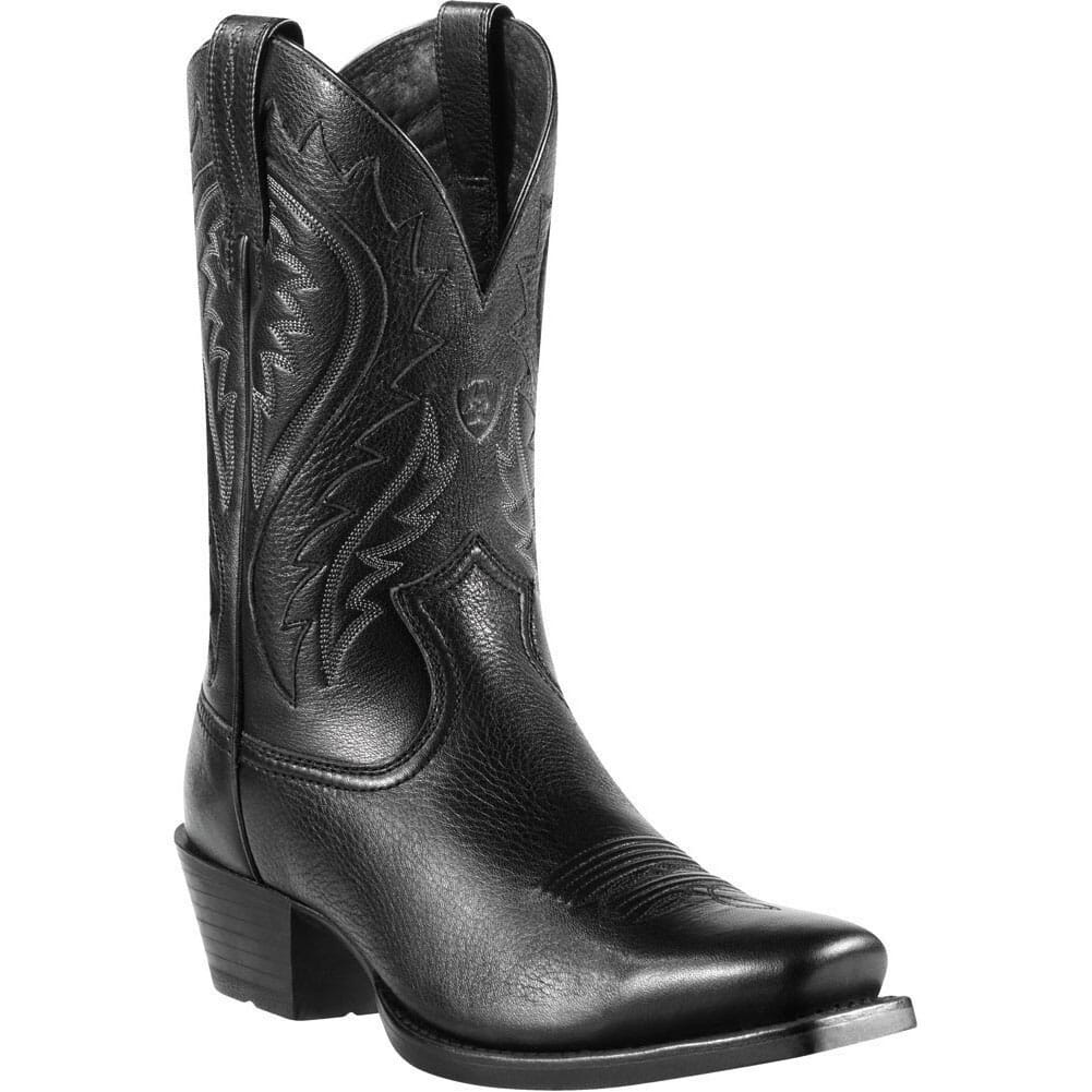 Image for Ariat Men's Legend Phoenix Western Boots - Black from bootbay