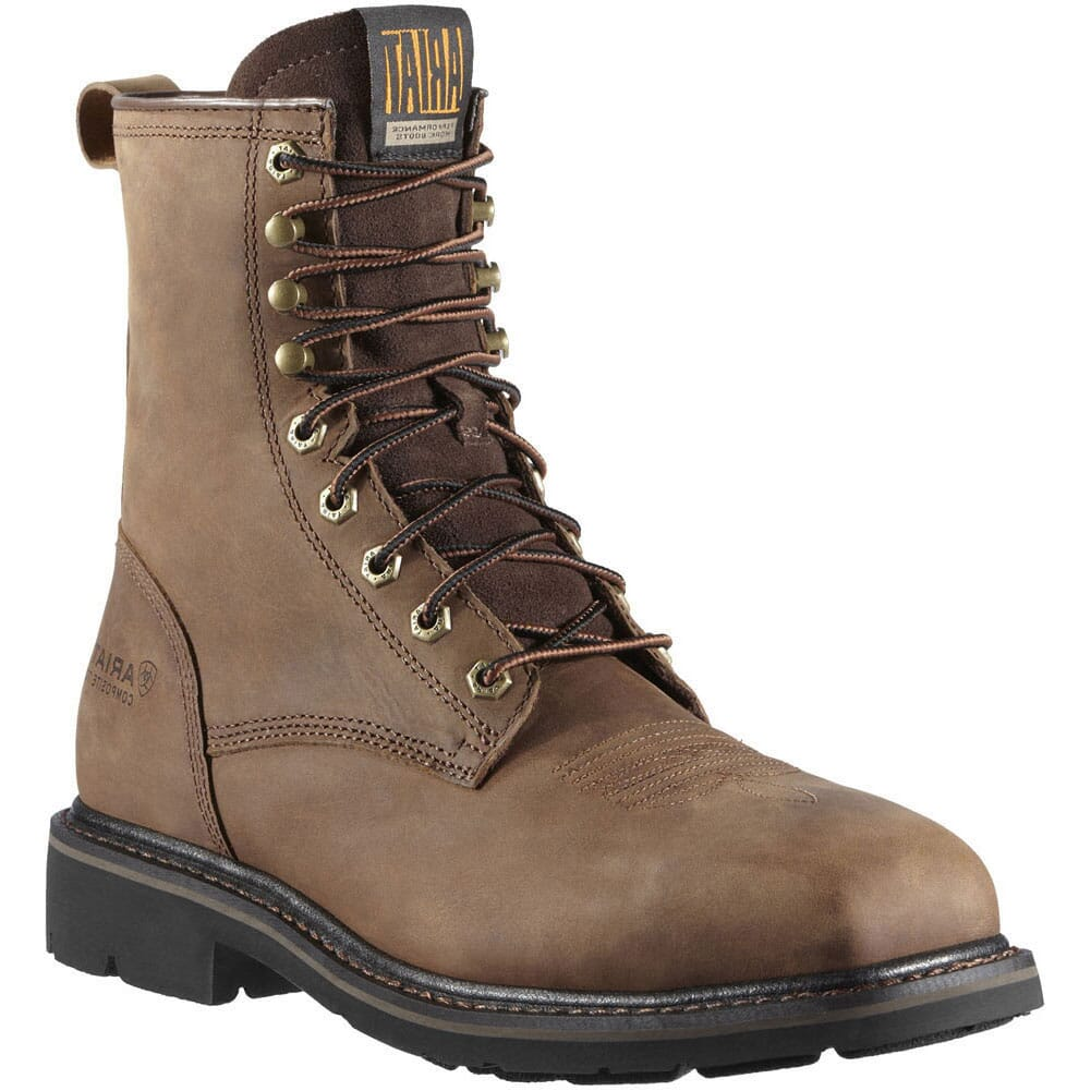 Image for Ariat Men's Cascade Safety Boots - Alamo Brown from bootbay