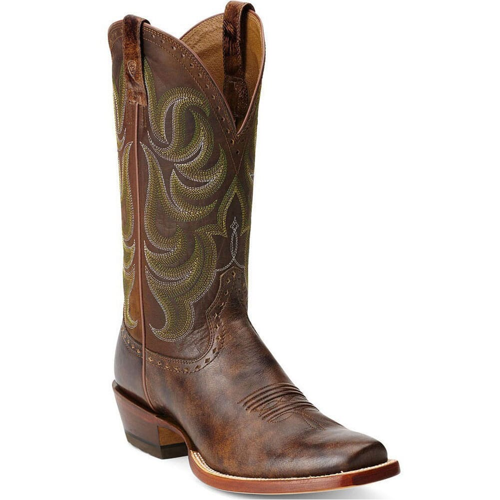 Image for Ariat Men's Turnback Western Boots - Brown from bootbay