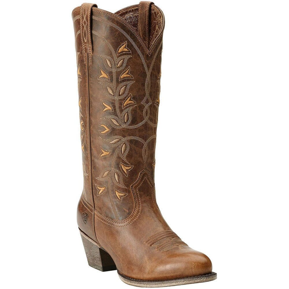 Image for Ariat Women's Desert Western Boots - Holly Pearl from elliottsboots