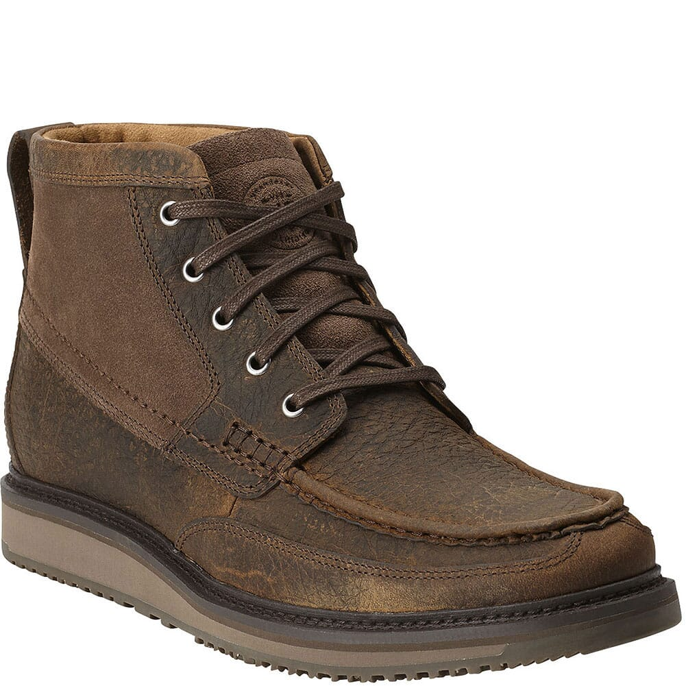 Image for Ariat Men's Lookout Casual Shoes - Earth from bootbay