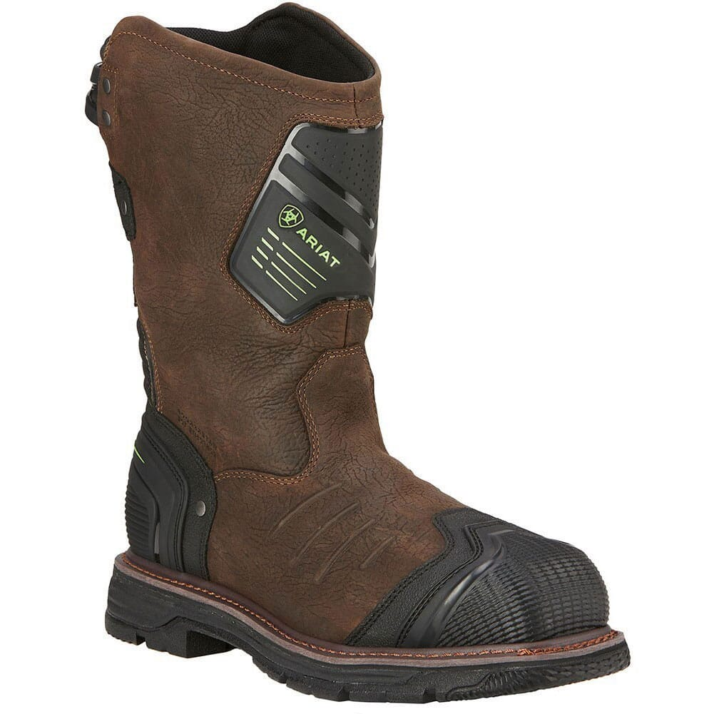Image for Ariat Men's Catalyst VX H2O Safety Boots - Bruin Brown from bootbay