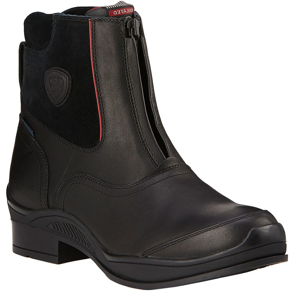 Image for Ariat Men's Extreme Zip Equestrian Boots - Black from bootbay