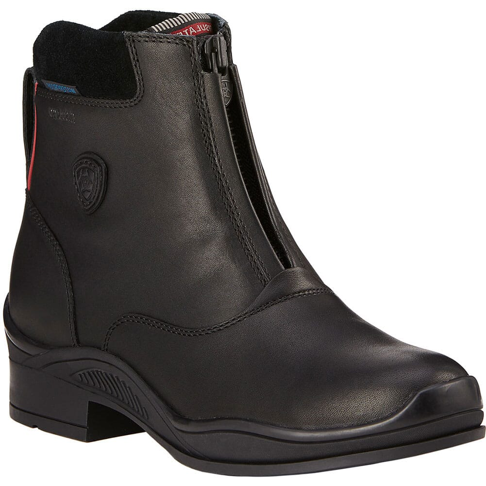 Image for Ariat Women's Extreme Zip Equestrian Boots - Black from elliottsboots