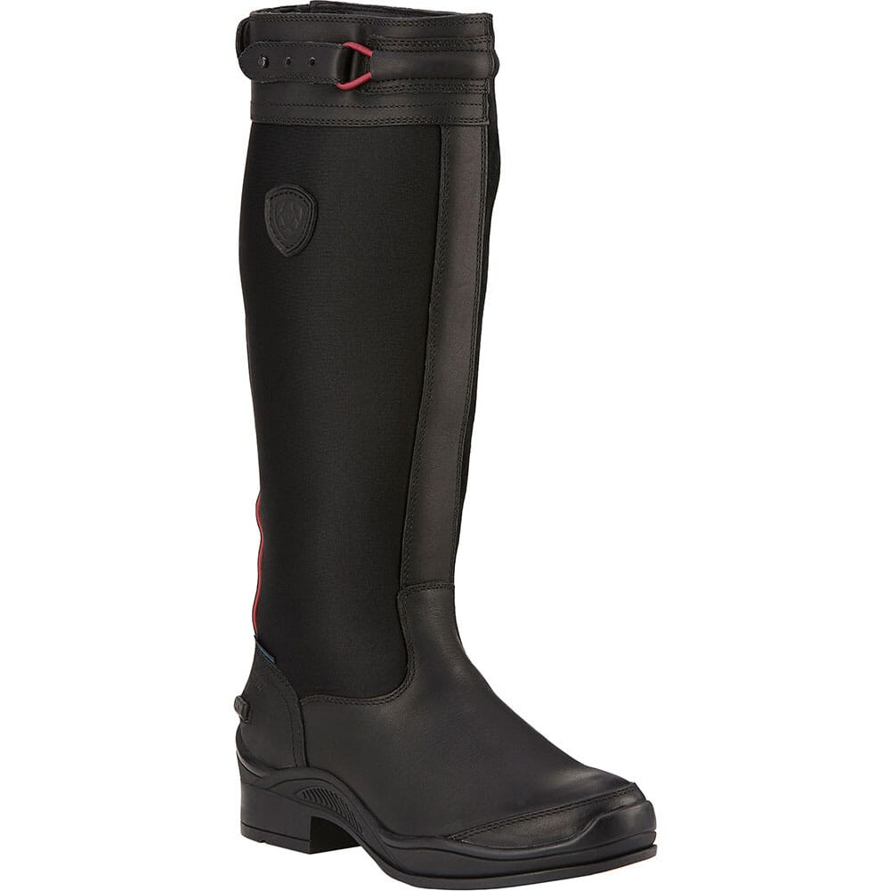 Image for Ariat Women's Extreme Tall Equestrian Boots - Black from elliottsboots