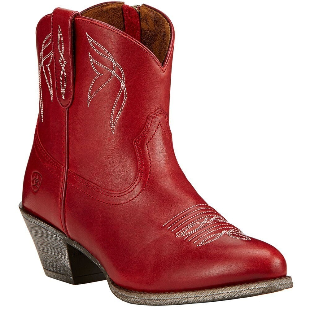 Image for Ariat Women's Darlin Western Boots - Rosey Red from bootbay