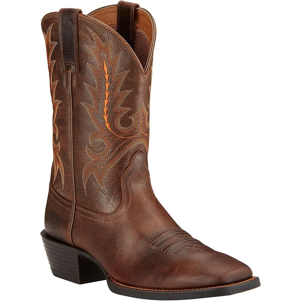Image for Ariat Men's Sport Outfitter Western Boots - Wicker from bootbay