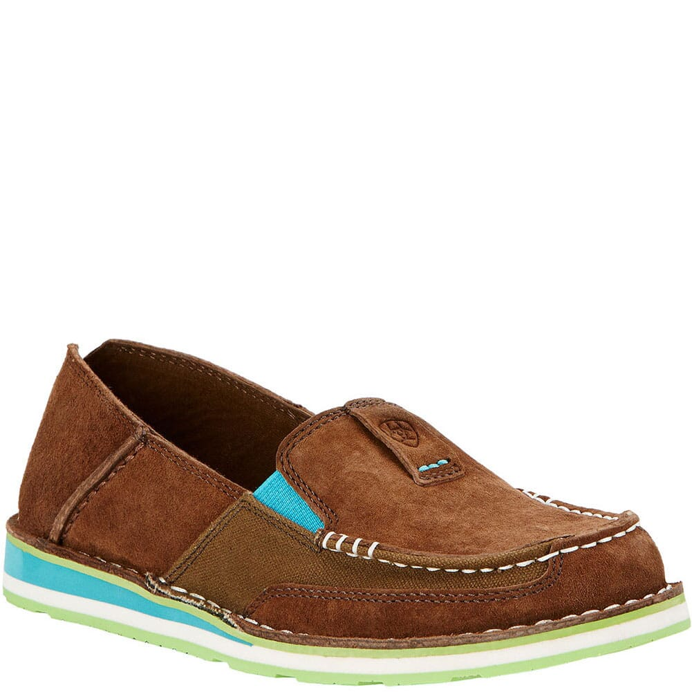 Image for Ariat Women's Cruiser Casual Shoes - Palm Brown from bootbay