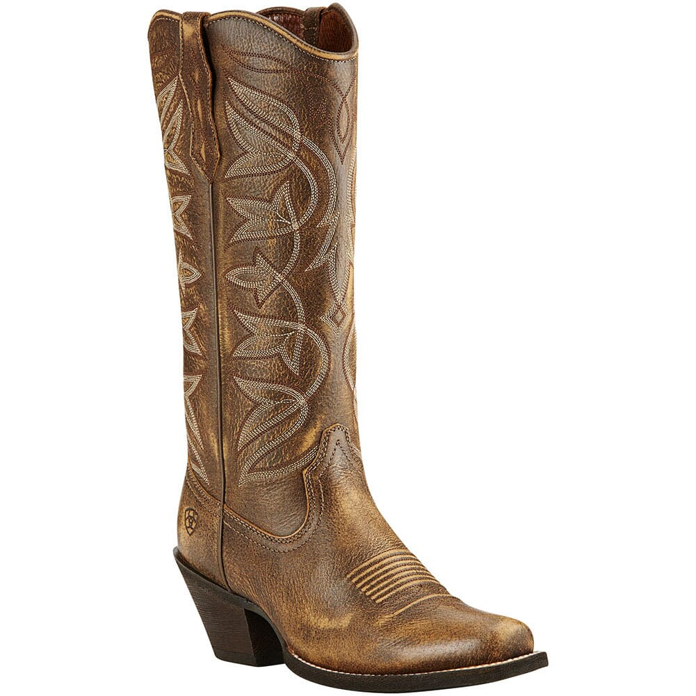 Image for Ariat Women's Sheridan Western Boots - Vintage Bomber from bootbay