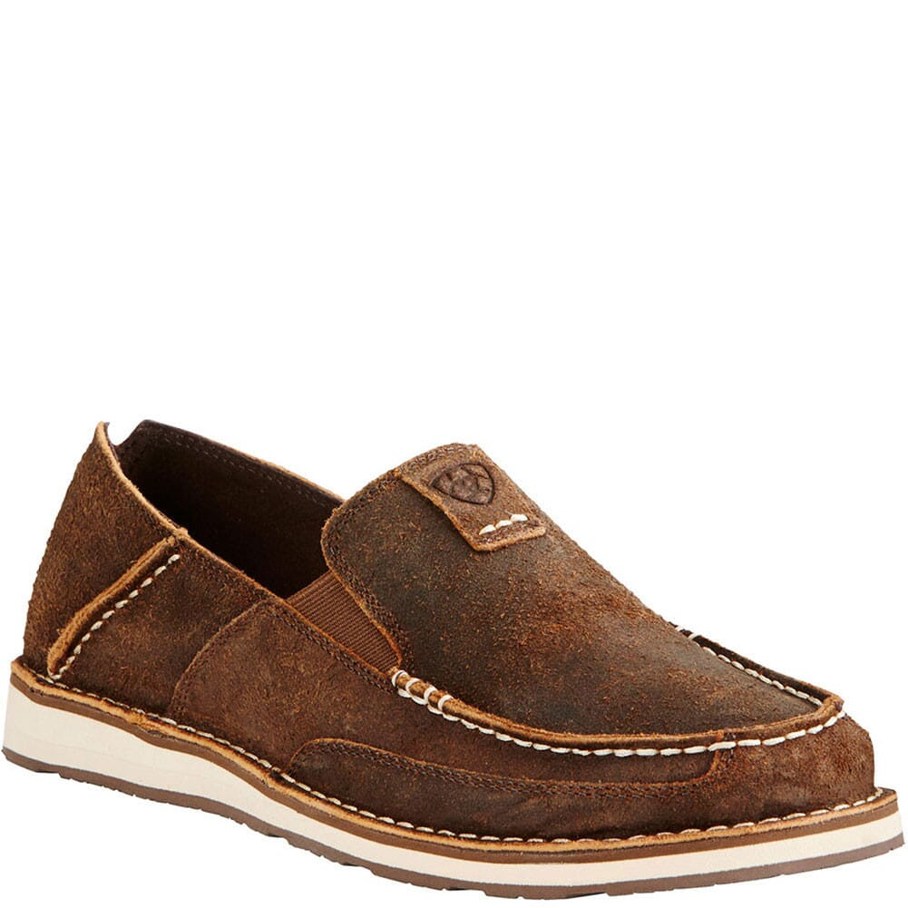 Image for Ariat Men's Cruiser Casual Shoes - Rough Oak from bootbay