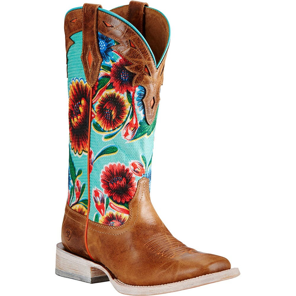Image for Ariat Women's Circuit Champion Western Boots - Brown from bootbay