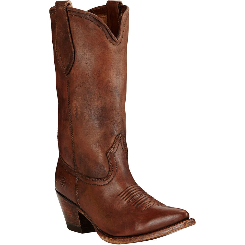 Image for Ariat Women's Josefina Western Boots - Distressed Brown from bootbay