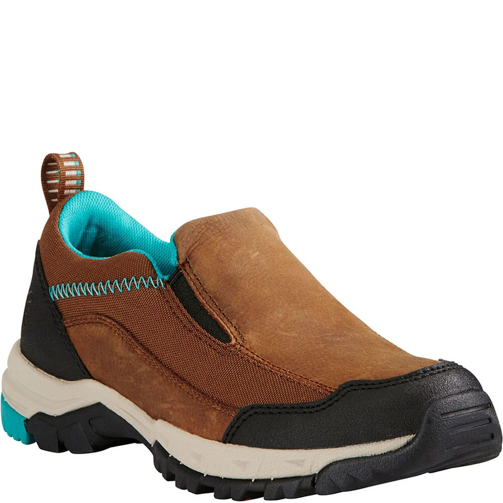 Image for Ariat Women's Skyline Hiking Slip-On - Taupe from bootbay