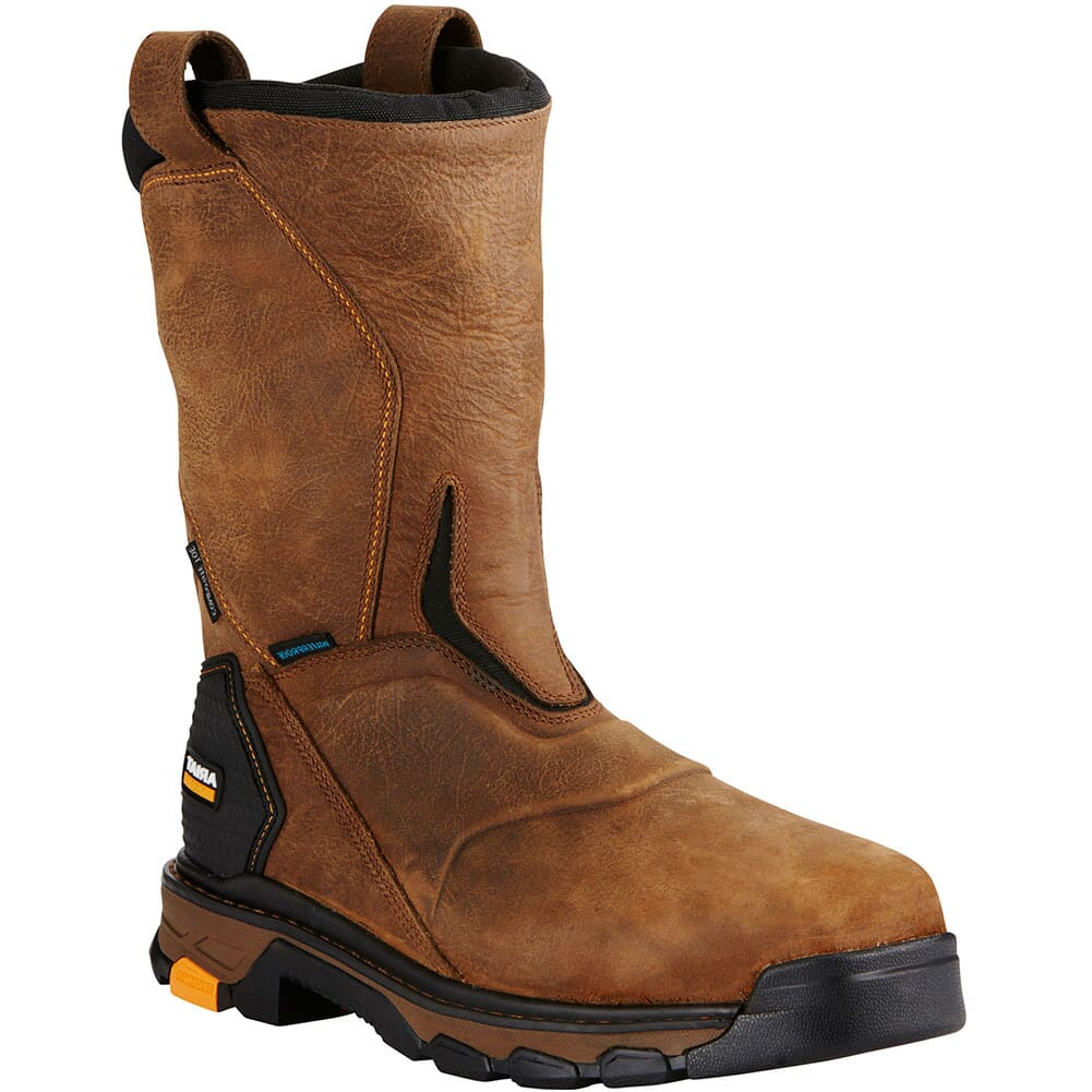 Image for Ariat Men's Intrepid H2O Safety Boots - Brown from bootbay