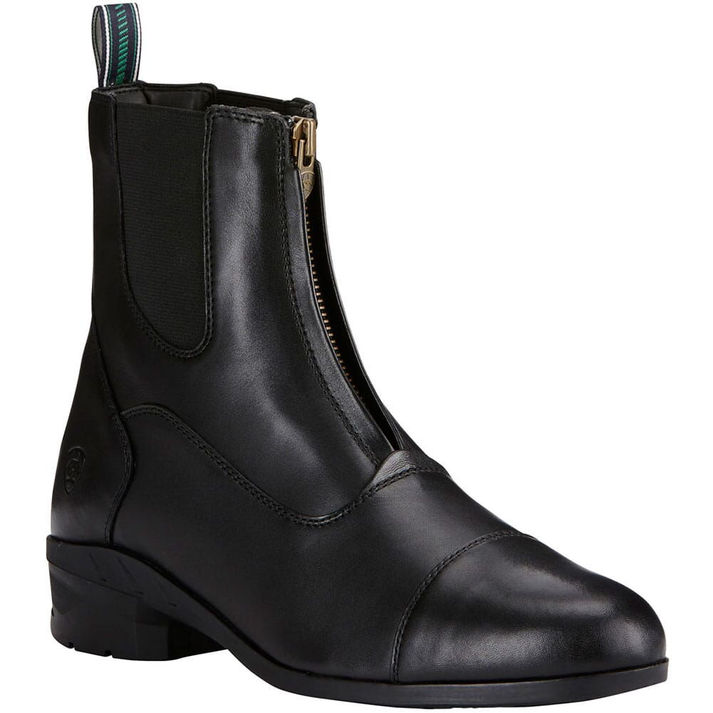 Image for Ariat Men's Heritage IV Zip Equestrian Boots - Black from bootbay