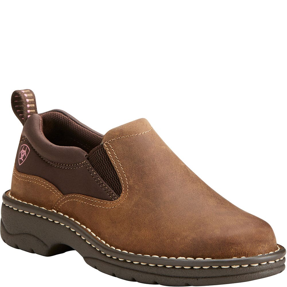 Image for Ariat Women's Traverse Casual Shoes - Distressed Brown from bootbay