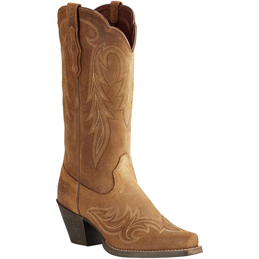 Image for Ariat Women's Round Up Renegade Western Boots - Old West Tan from bootbay