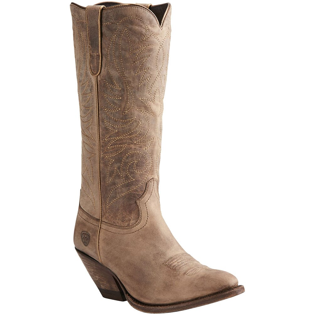 Image for Ariat Women's Shindig Western Boots - Weathered Tan from bootbay