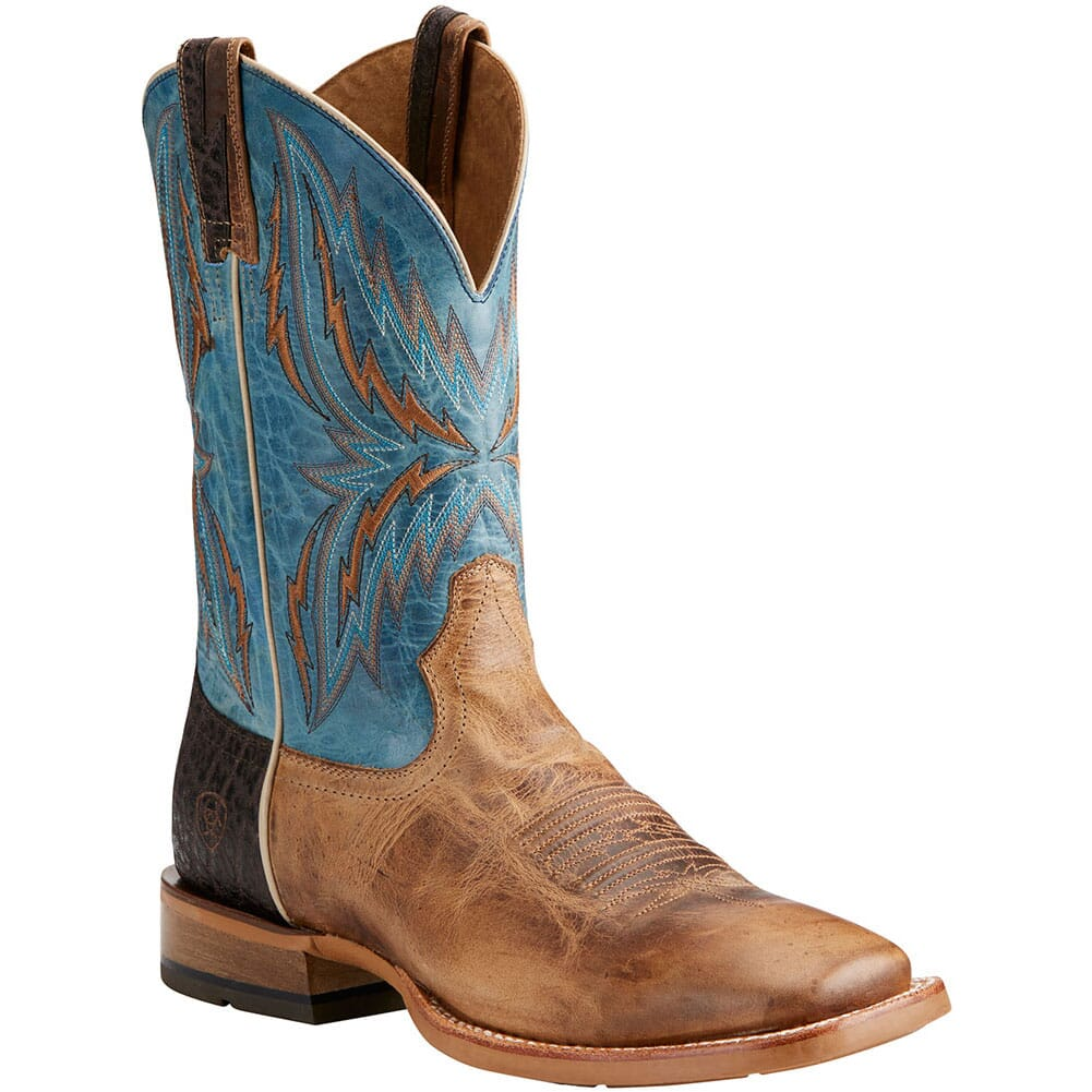 Image for Ariat Men's Arena Rebound Western Boots - Dusted Wheat from bootbay