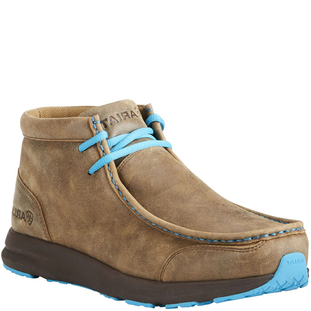 Image for Ariat Men's Spitfire Casual Boots - Brown Bomber from bootbay