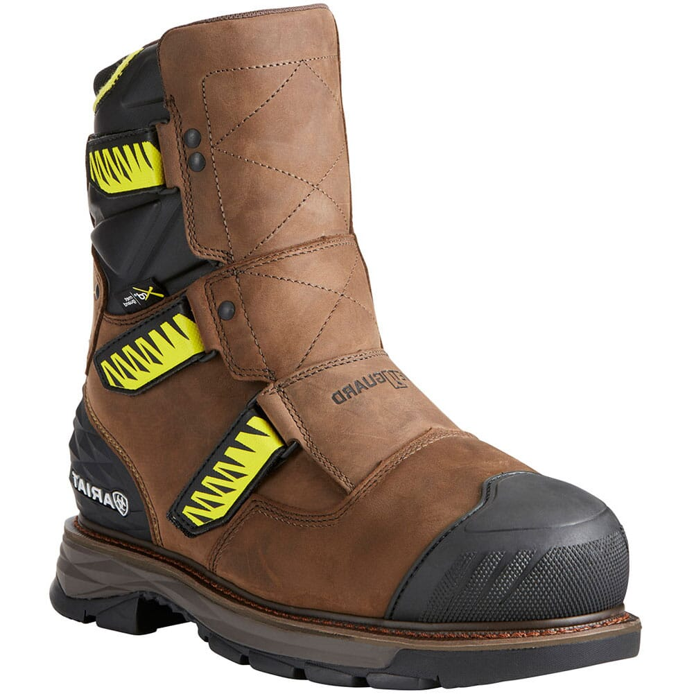 Image for Ariat Men's Catalyst VX Safety Boots - Distressed Brown from bootbay