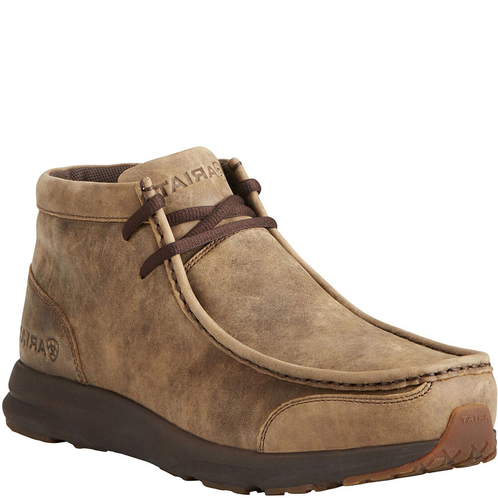 Image for Ariat Men's Spitfire Casual Boots - Brown from bootbay