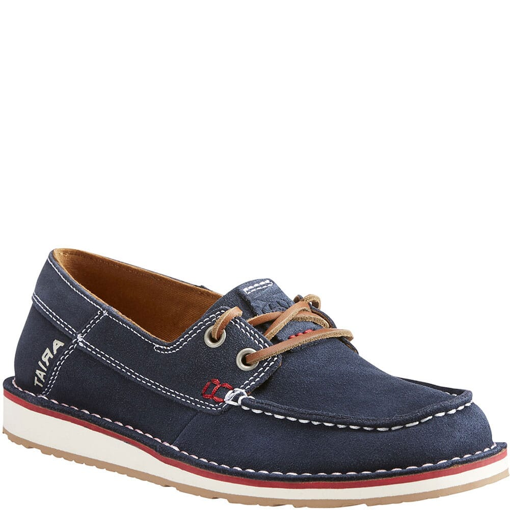 Image for Ariat Women's Cruiser Castaway Casual Shoes - Navy from bootbay